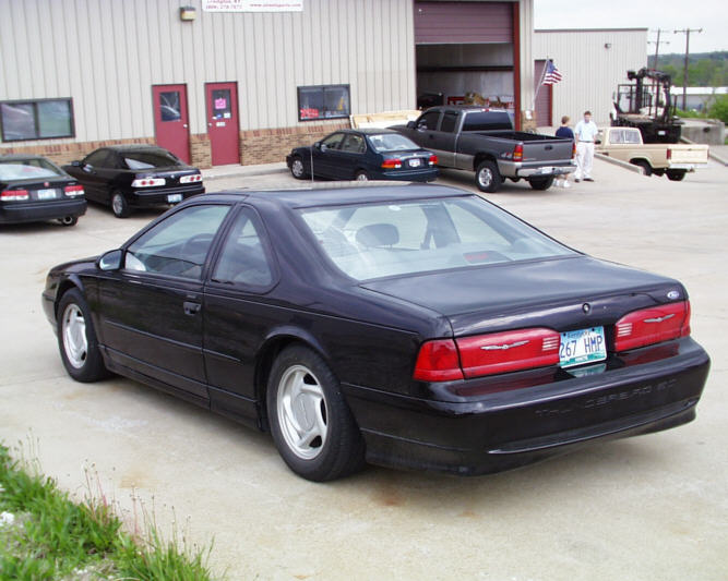 Street Sports Project Cars-1995 Ford Thunderbird Super Coupe