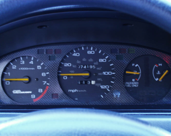 Street Sports Project Cars-1993 Honda Civic D-series hybrid Page
