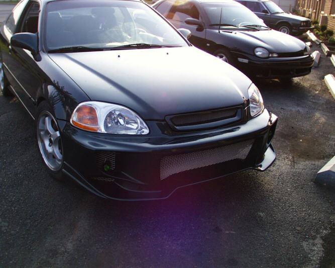 Street Sports Project Cars 1998 Honda Civic Ex Turbo