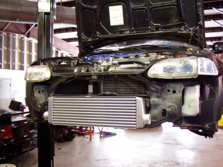 Street Sports Project Cars-1994 Honda Civic EX turbo