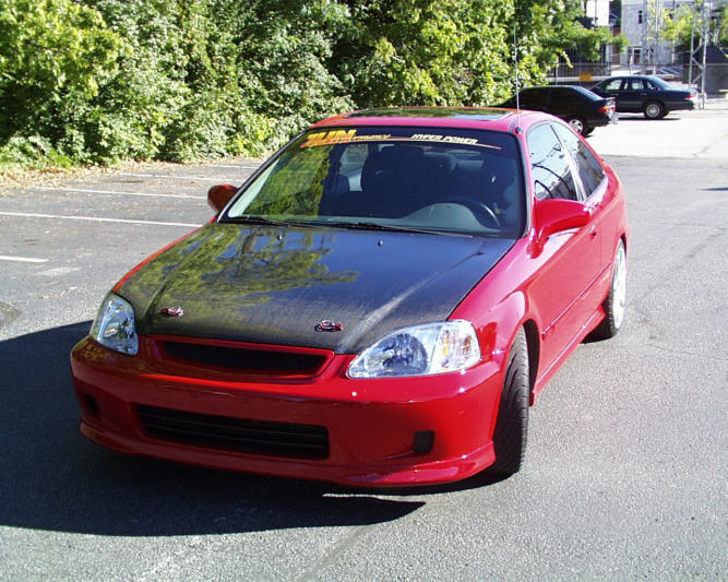 street sports project cars 1999 honda civic si fully built. Black Bedroom Furniture Sets. Home Design Ideas