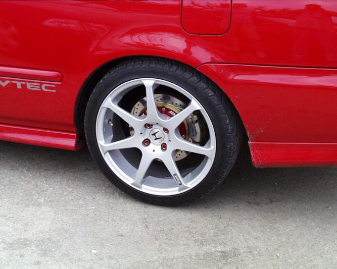 Street Sports Project Cars-1999 Honda Civic Si (fully built)