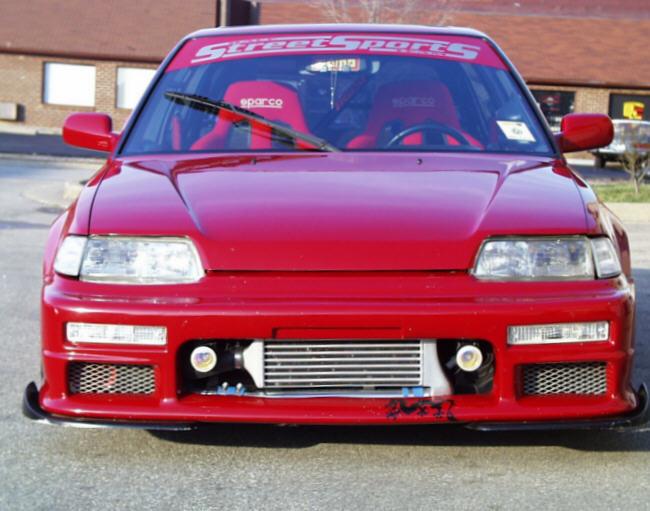 Street Sports Project Cars 1989 Honda Civic Sir Turbo