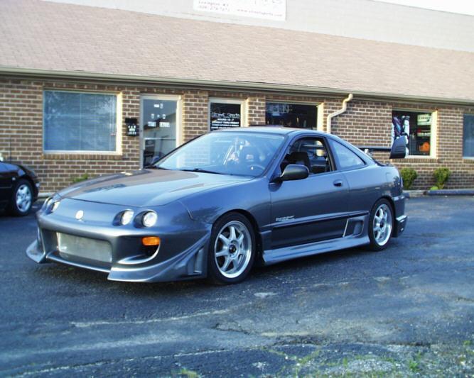 Street Sports Project Cars-1994 Acura Integra LS