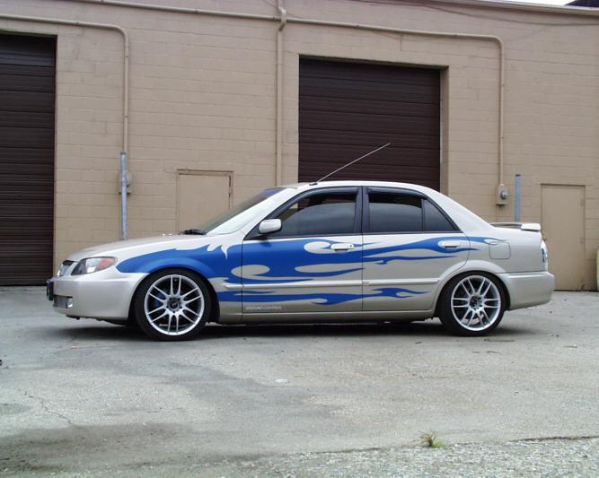 Mazda Cars In