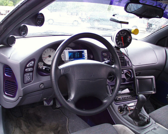 Full Interior View
