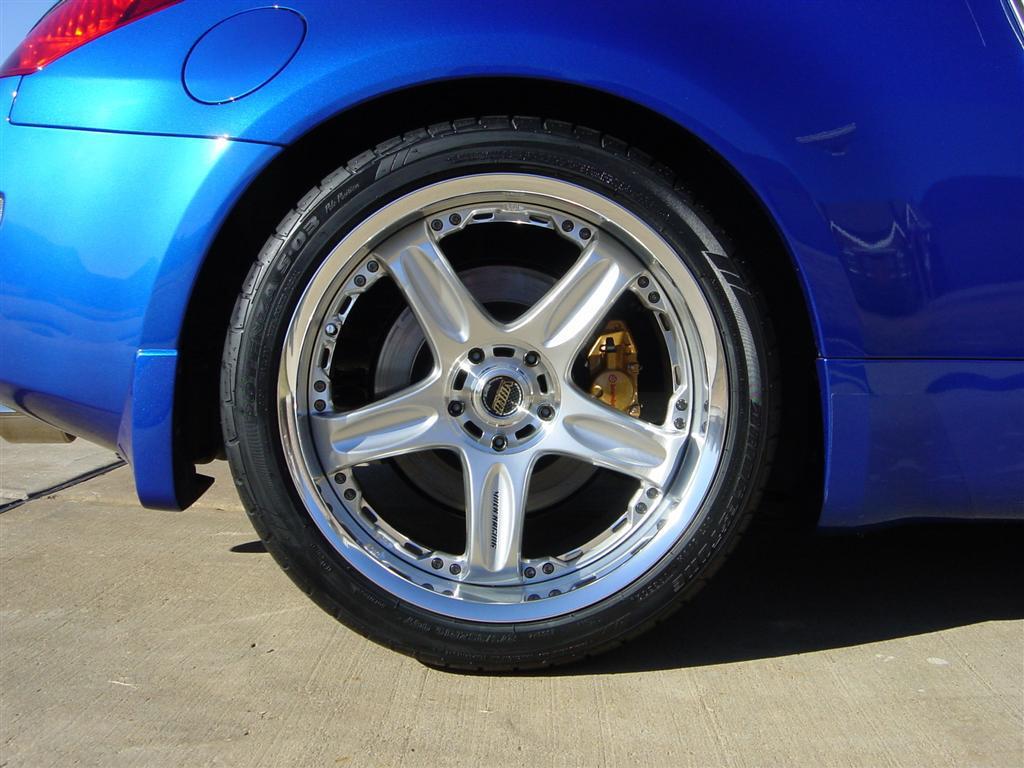 Street Sports Volk Racing Gt C Wheels For Nissan 350z