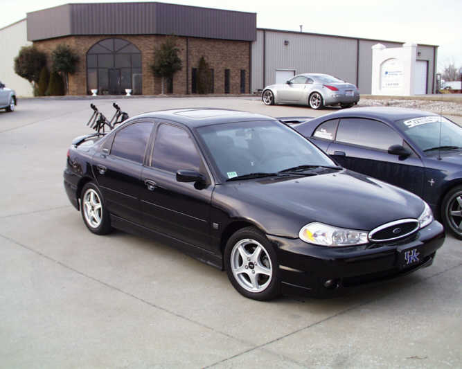 What Is Svt >> Street Sports Project Cars-2000 Ford Contour SVT