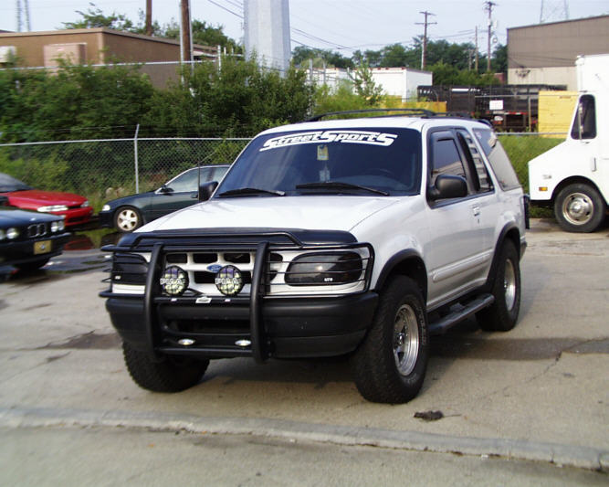 Street Sports Project Cars 1996 Ford Explorer Sport