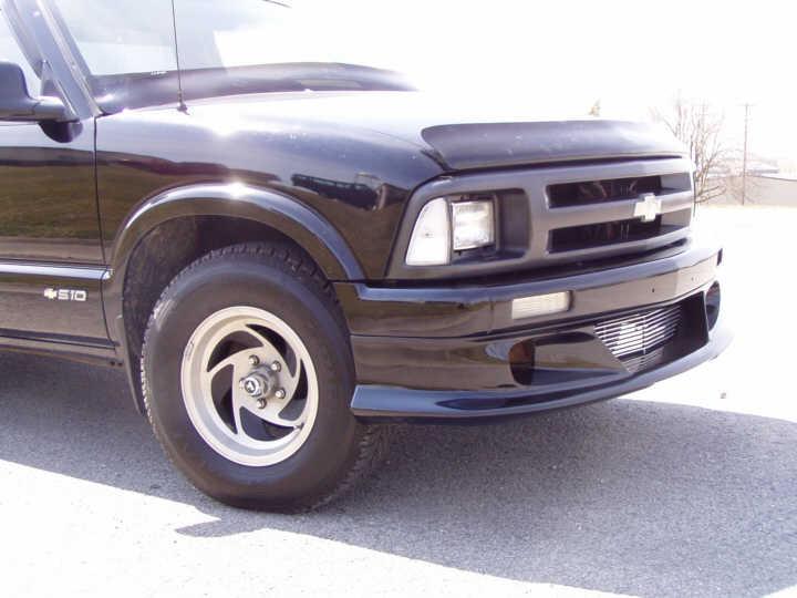 Street Sports Project Cars-1997 Chevrolet S10 Sport
