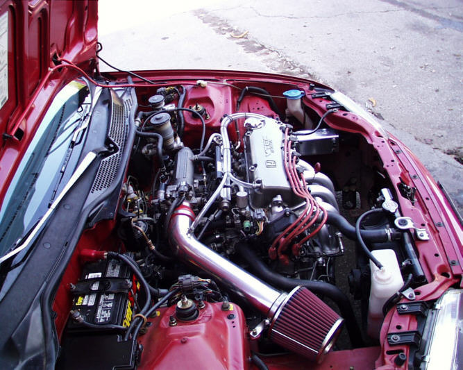 2007 Honda Civic Hybrid >> Street Sports Project Cars-1993 Honda Civic D-series ...