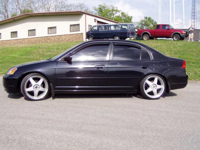 Project Cars 2003 Honda Civic LX