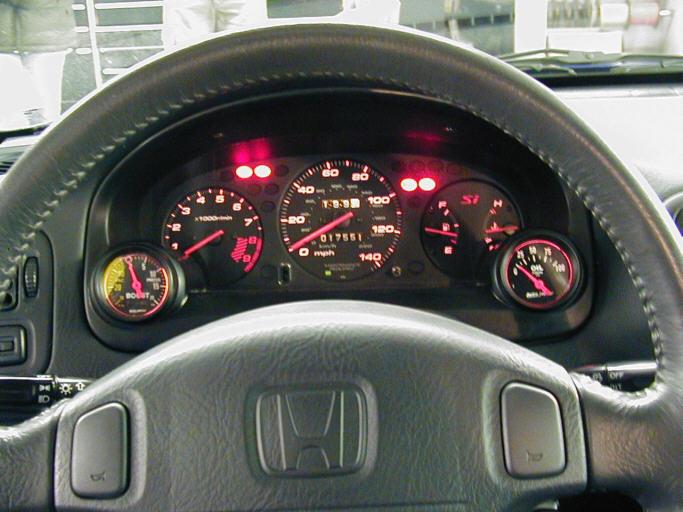 Street Sports Project Cars-2000 Honda Civic Si turbo