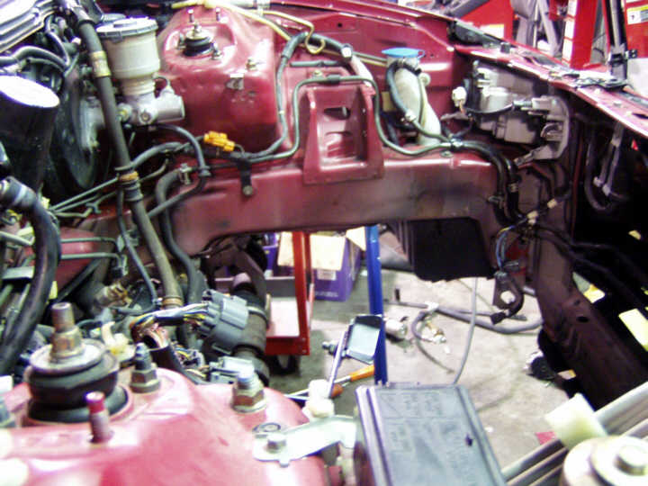 Street Sports Project Cars Acura Integra GSR Build - 1995 acura integra engine