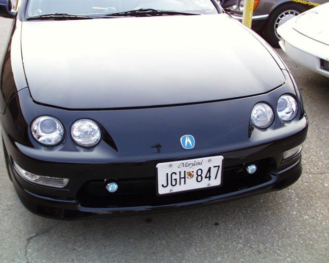 Street Sports Project Cars Acura Integra GSR - Acura integra fog lights