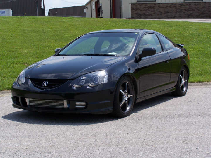 Street Sports Project Cars Acura RSX Type S Turbo - Acura rsx type s turbo