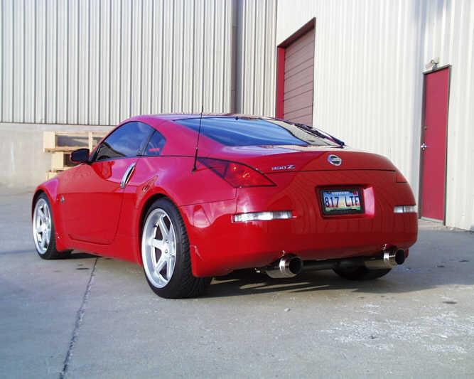Nissan Sports Car >> Street Sports-Volk Racing TE37 Wheels for Nissan 350Z