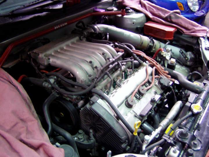 Street Sports Project Cars 2003 Hyundai Tiburon Gt V6