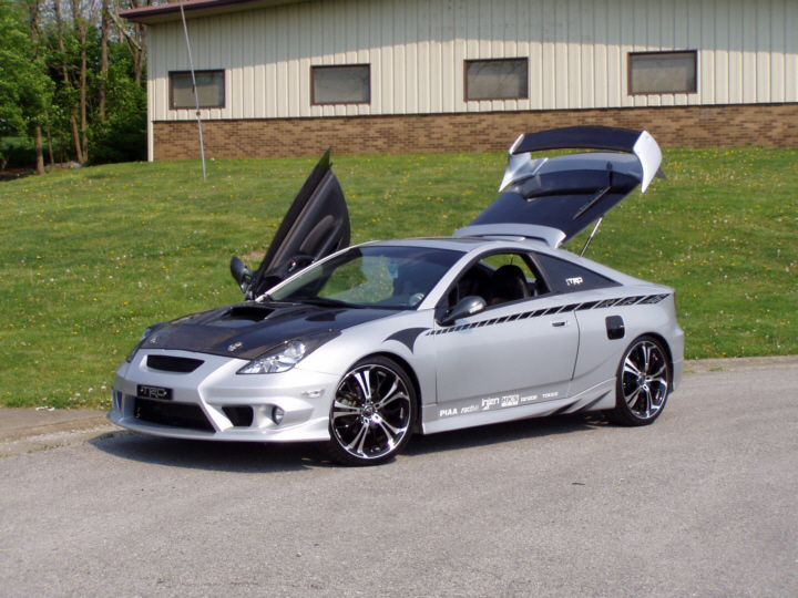 Project Cars 2003 Toyota Celica GT TRD