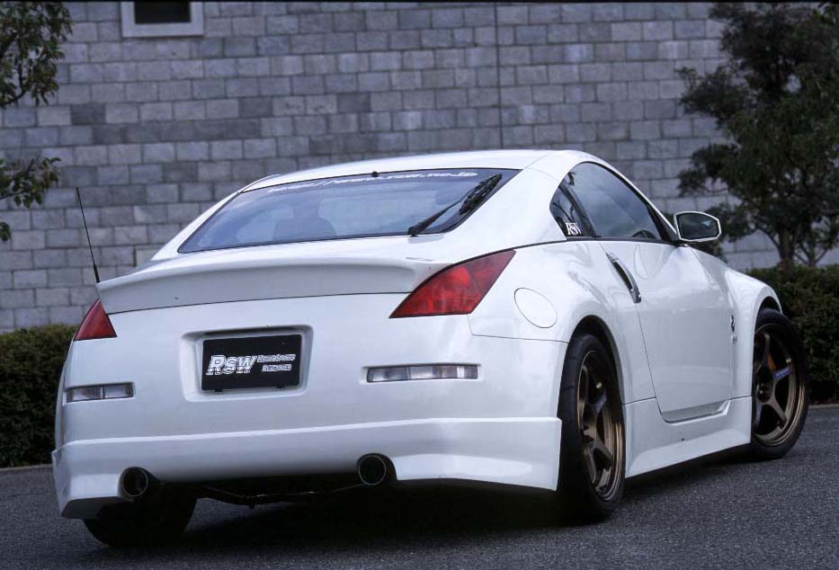 Street Sports-RSW Motorsports for Nissan 350Z